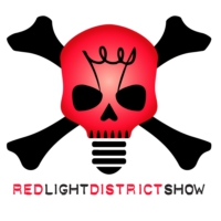 Logo of the podcast The Red light District Show