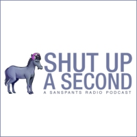 Logo of the podcast Shut up a Second