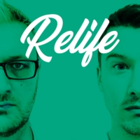 Logo of the podcast relife : amélioration du quotidien