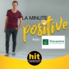 Logo of the podcast LA MINUTE POSITIVE
