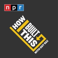 Logo of the podcast How I Built This with Guy Raz