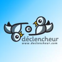 Logo du podcast déclencheur.com