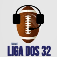 Logo of the podcast Liga dos 32 (NFL)