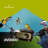 Logo of the podcast Aviario