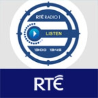 Logo of the podcast RTÉ Radio 1 - News at One Podcast