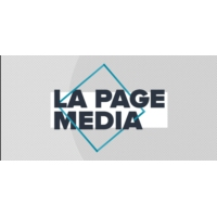 Logo of the podcast La Page Media