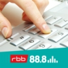 Logo of the podcast Die Experten-Podcast | rbb 88.8