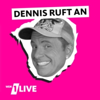 Logo of the podcast 1LIVE Dennis ruft an