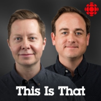 Logo of the podcast This Is That from CBC Radio