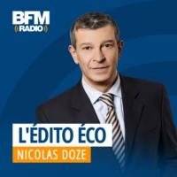 Logo du podcast L'édito éco de Nicolas Doze
