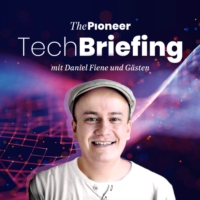 Logo du podcast Das Tech Briefing —  mit Daniel Fiene & Gästen