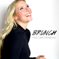 Logo of the podcast Brunch med Carla Mickelborg