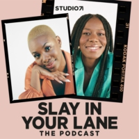 Logo of the podcast Slay In Your Lane: The Podcast