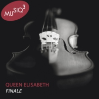 Logo of the podcast Queen Elisabeth Finale - Larry WENG - 26/05/2016