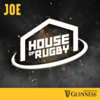 Logo of the podcast House of Rugby