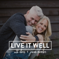 Logo of the podcast Live It Well Podcast