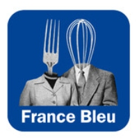 Logo of the podcast 10h04 - On cuisine ensemble sur France Bleu Armorique