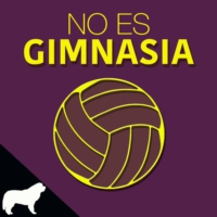 Logo of the podcast No es gimnasia