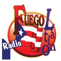 Logo of the podcast Radio Fuego Latino...