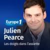 Logo of the podcast Les doigts dans l'assiette - Julien Pearce