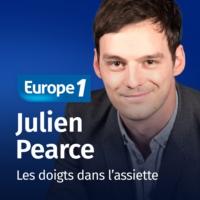Logo du podcast Les doigts dans l'assiette - Julien Pearce