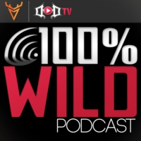 Logo of the podcast 100% Wild Podcast