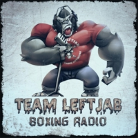 Logo of the podcast Team LeftJab Boxing Radio