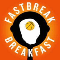 Logo du podcast Fastbreak Breakfast NBA Podcast