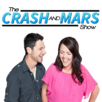 Logo of the podcast The Crash & Mars Show