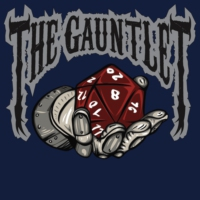 "Logo du podcast Gauntlet Con 2017 - ""Being a Great Player"" Panel"