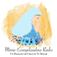 Logo of the podcast María Evangelizadora Radio