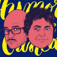 Logo du podcast Com o Humor Não Se Brinca