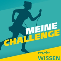 Logo of the podcast MDR Wissen Meine Challenge