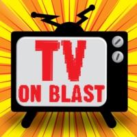 Logo du podcast TV on blast