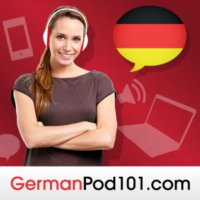 Logo du podcast Get New, Free German Mini-Lessons Every Day!