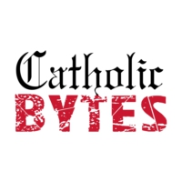 Logo of the podcast Catholic Bytes Podcast