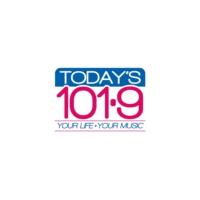 Logo of radio station WLIF Today's 101.9