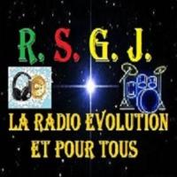 Logo of radio station R.S.G.J