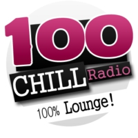 Logo of radio station 100Chill Radio