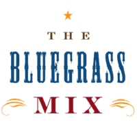Logo of radio station The Bluegrass Mix