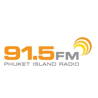 Logo of radio station Phuket Island Radio 91.5 FM