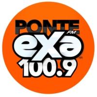 Logo of radio station Exa FM 100.9 FM