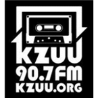 Logo of radio station KZUU