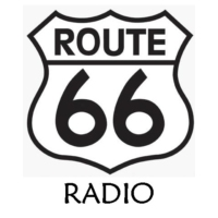 Logo of radio station Route 66 Radio