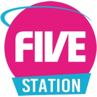Logo of radio station Five Station