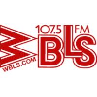 Logo of radio station 107.5 WBLS