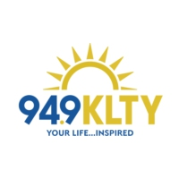 Logo of radio station 94.9 FM KLTY