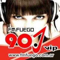Logo of radio station Fm Fuego