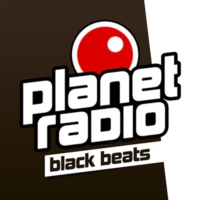 Logo of radio station Planetradio BlackBeats