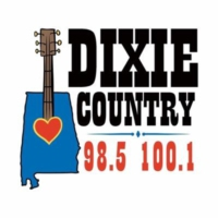 Logo of radio station WINL Dixie Country